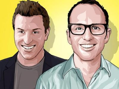 Brian Chesky & Joe Gebbia - Founders, Airbnb