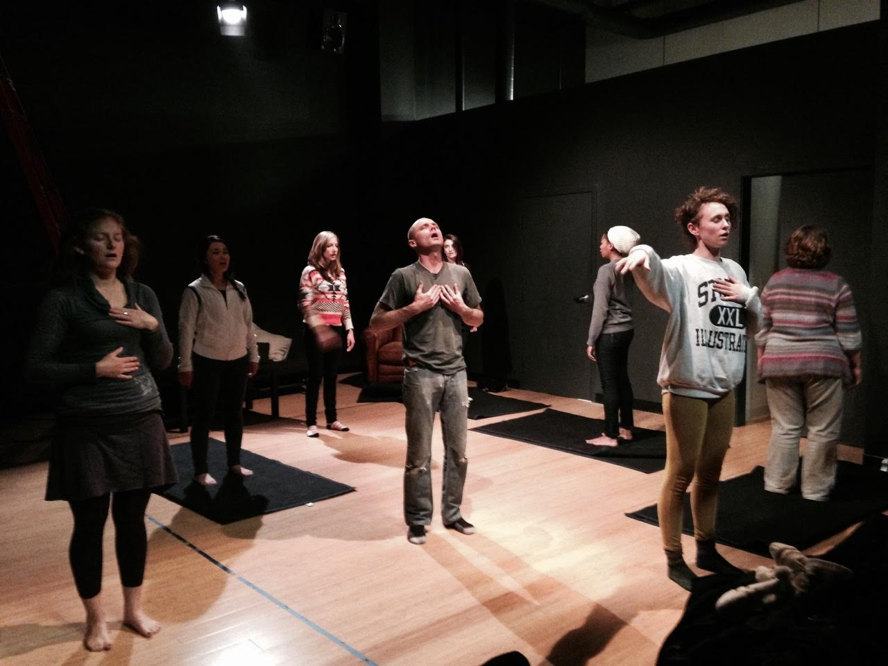 Training students with established techniques and tools, I work closely with each individual to develop a foundation, fluency and specificity in the craft of acting.